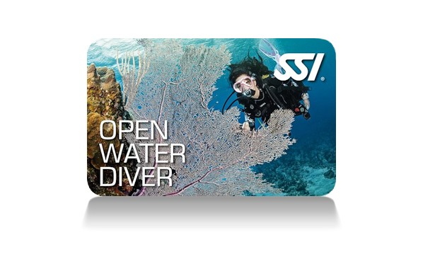 Open Water Diver - SSI Scuba Diving Course