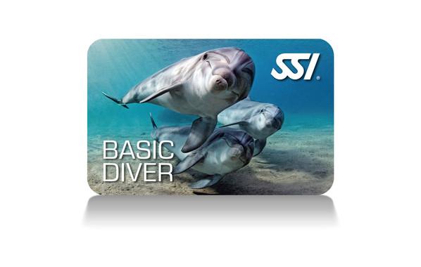 SSI - Basic Diver