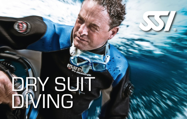 SSI - Dry Suit Diving