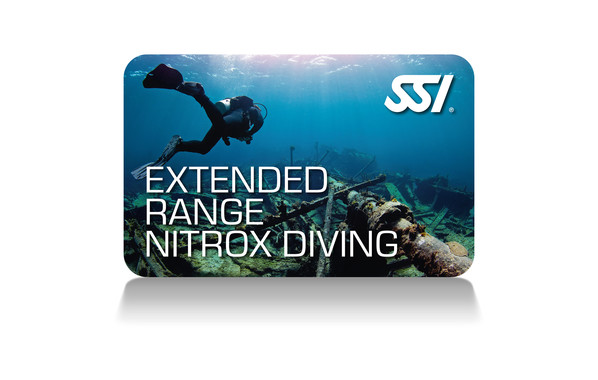 SSI - Extended Range Nitrox Diving