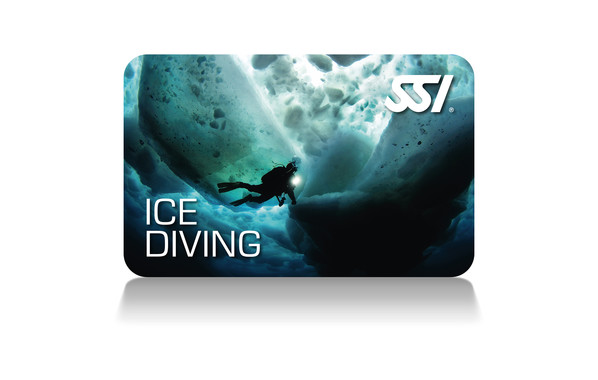 Ice Diving