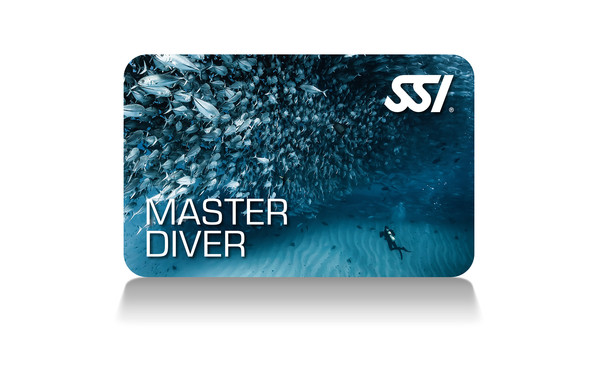 SSI - Master Diver Bundle