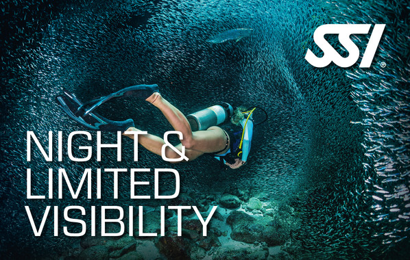 SSI - Night Diving and Limited Visibility