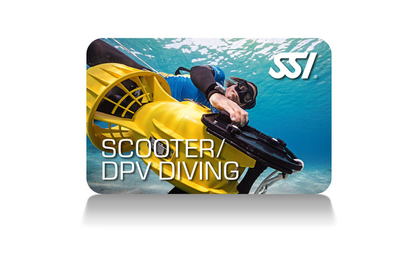SSI - Scooter Seabob Diving