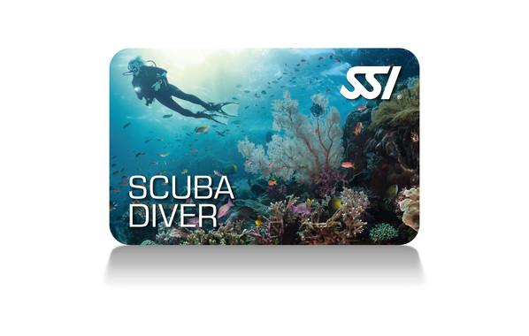 SSI - Scuba Diver