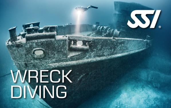 SSI - Wreck Diving